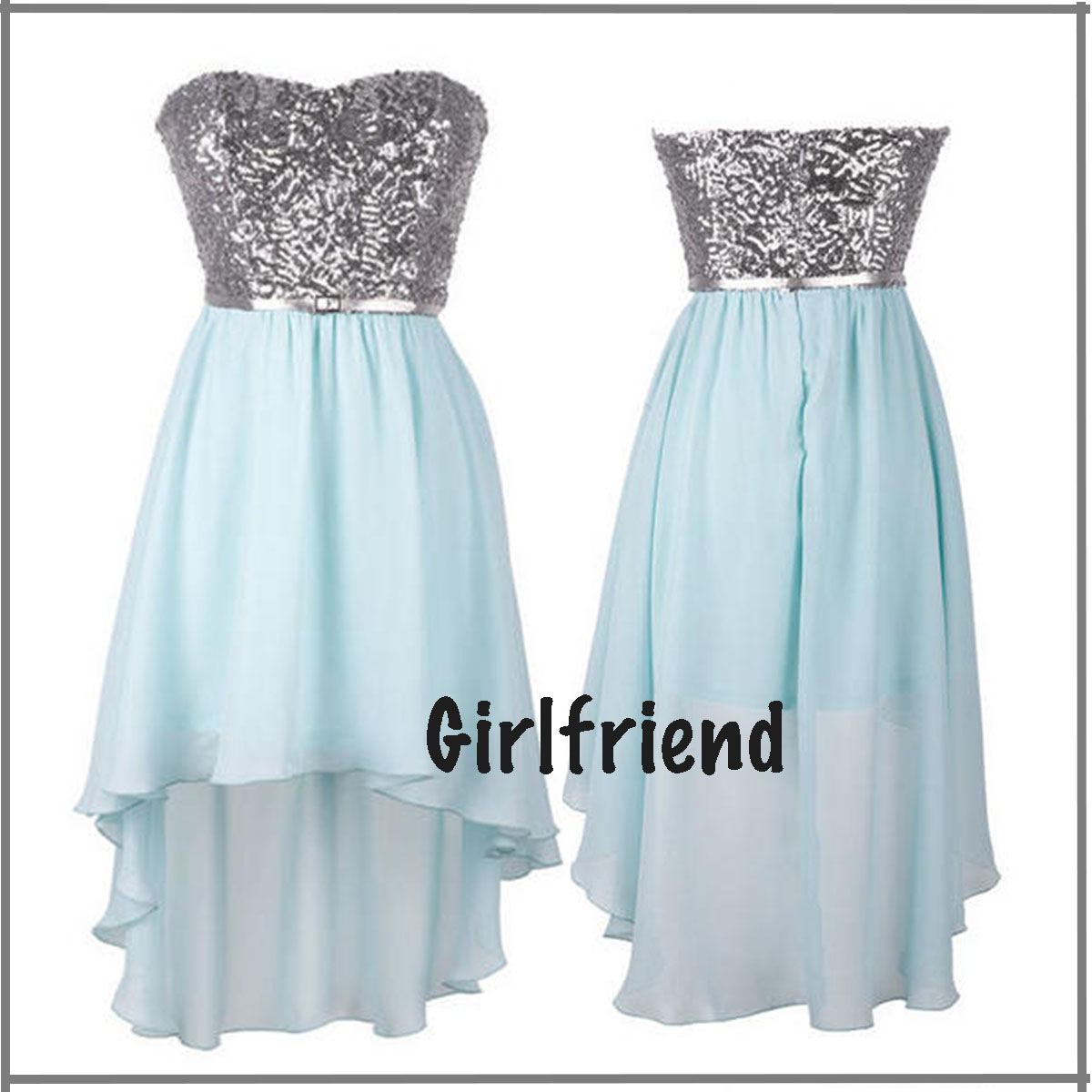 Simple Graduation Dresses - Evening Wear