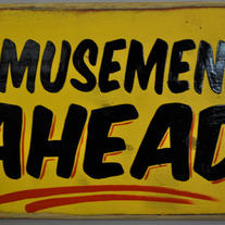"""Amusement Ahead"" - Matthew Ryan Sharp"