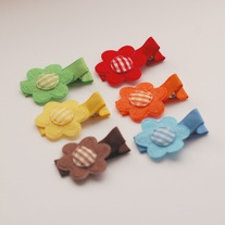 Mini clippies, set of 6