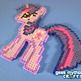 Twilight Sparkle My Little Pony Perler Bead Sprite - Thumbnail 1