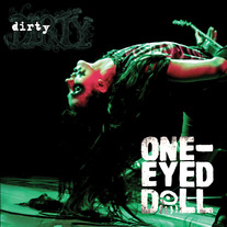 "AUTOGRAPHED Dirty 12"" VINYL LP (2012 One-Eyed Doll)"