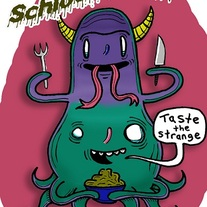 Schlocksuckers #1 (anthology) zine comic