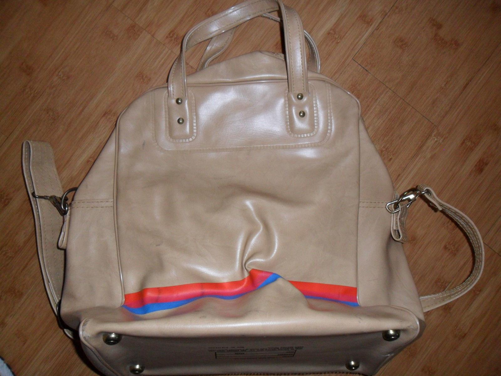United airlines vintage bags