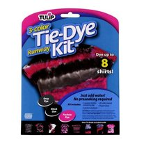 Tulip 3 Color Tie-Dye Runway Kit