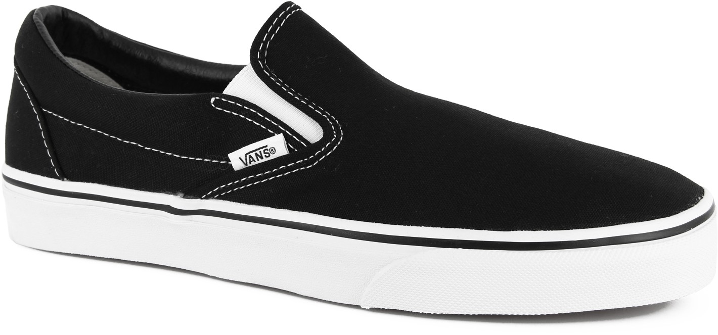 Vans Shoes Noir