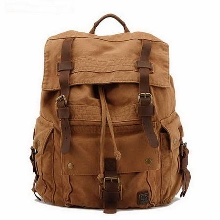 Awesome Road Trip Large Backpacks Pack For Men 183 Vintage