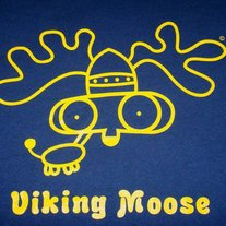 Viking Moose Shirt