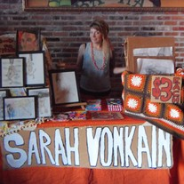 The Art of Sarah VonKain
