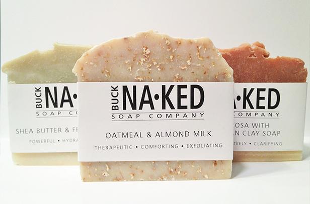 Buck Naked Soap Company on Storenvy