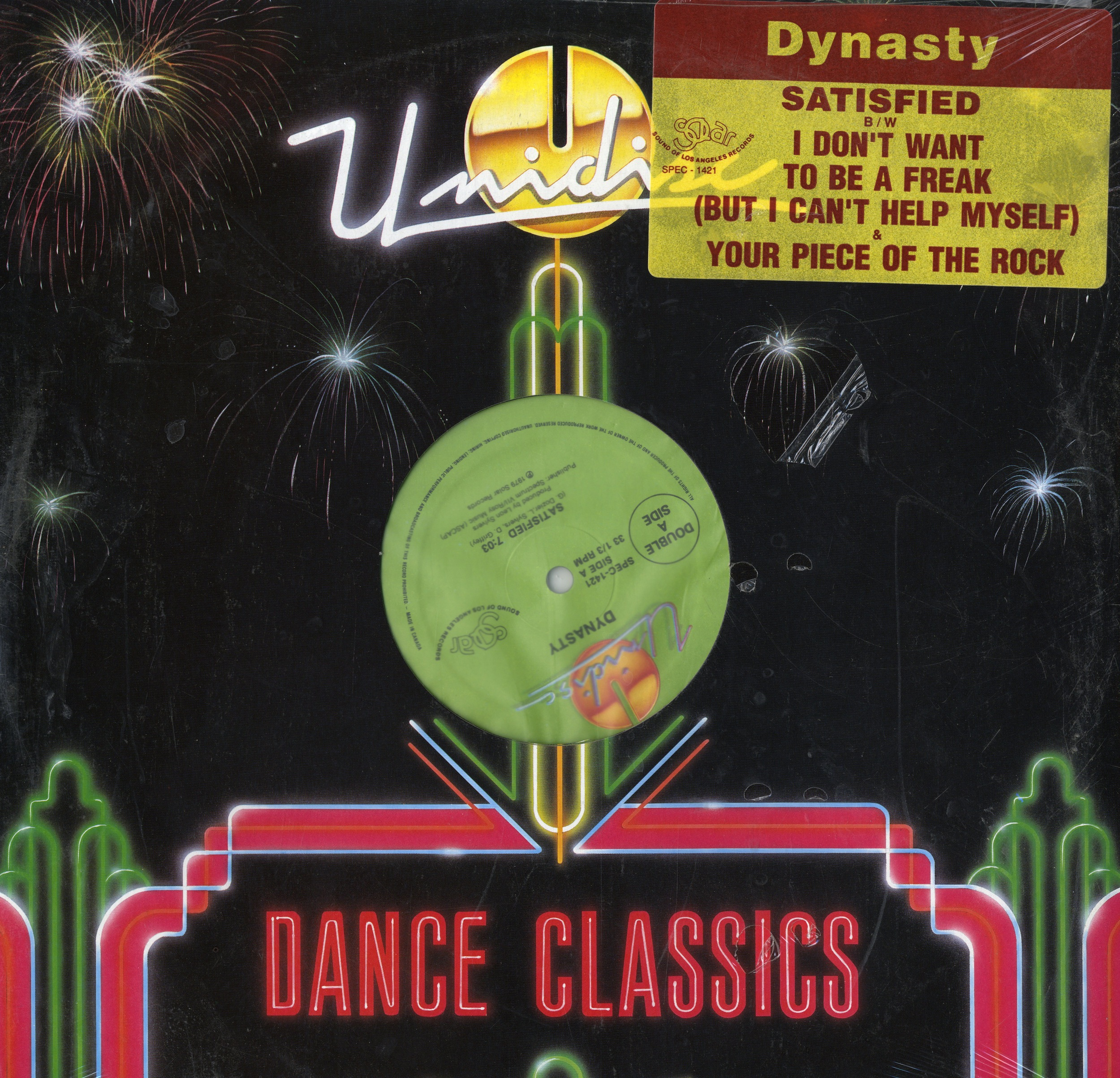 Dynasty Satisfied I Don T Want To Be A Freak Amp Your