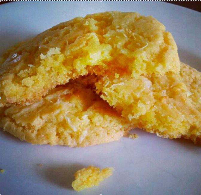 Lemon Bomb Cookies -1 Doz