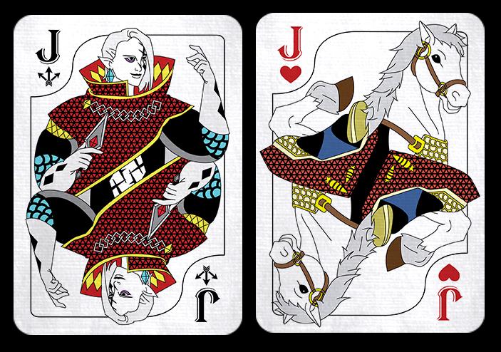 Bonus Royal Card