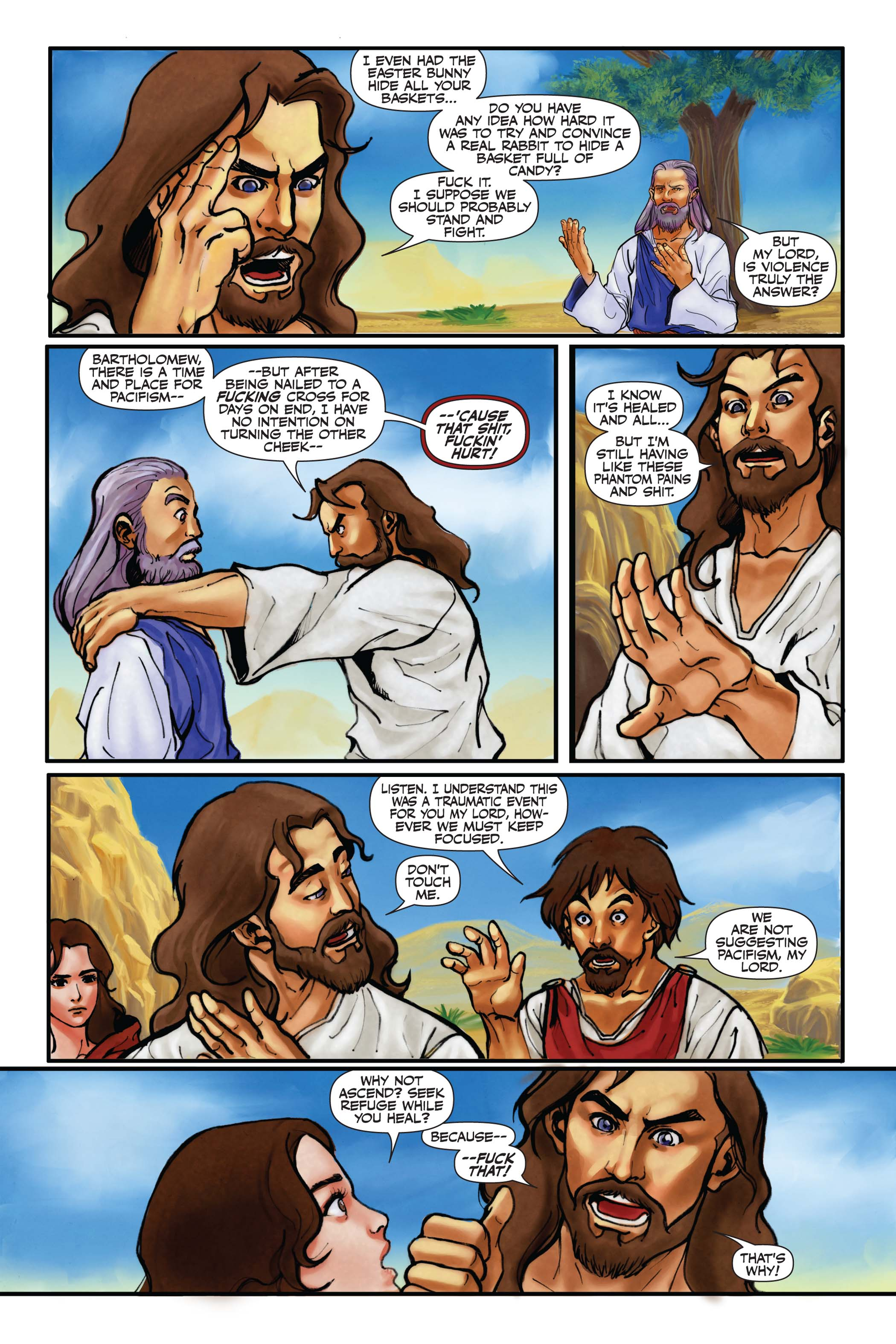 Bible 2: Act 1 - Jesus's First Easter (LIMITED EDITION ...