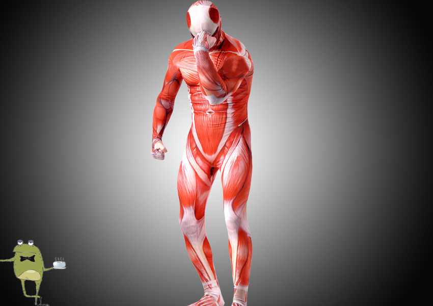Attack On Titan Colossal Titan Cosplay Body Suit Costume On Storenvy