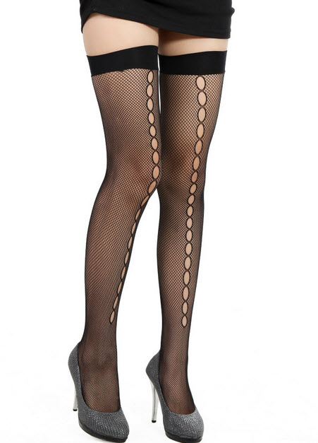 b336f623ed4 Free Ship-Fish Net Stay Up Thigh-Highs Stockings Tights Pantyhose ...