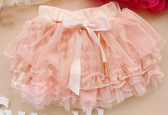 triple tiered tulle and lace mini skirt on storenvy