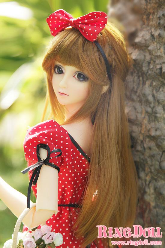Ringdoll Ball Jointed Doll 59cm BJD Girl Wagashi- Style B on Storenvy