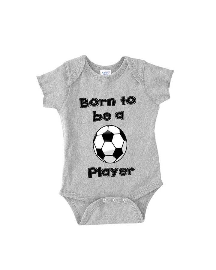 latest design 071e9 d8dc7 soccer infant bodysuit ... 8b68f4003