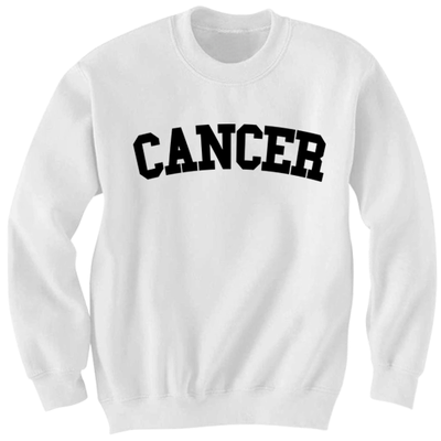 f8ed47cee4 Cancer sweatshirt team cancer shirt zodiac sign shirts cool shirts hipster  clothes gifts for teens birthday