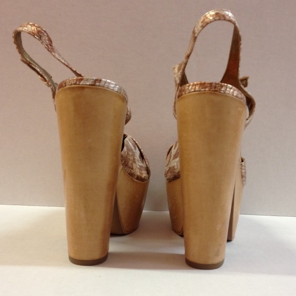 c2321f12d ... Thumbnail 1 · Sam Edelman  Wooden Platform Shoes (Consignment Shop) -  Thumbnail 2 ...