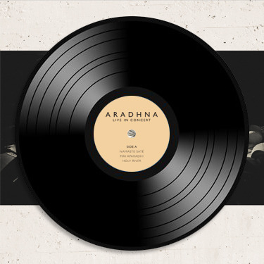 live in concert vinyl lp 2012 aradhnamusic online store powered by storenvy. Black Bedroom Furniture Sets. Home Design Ideas