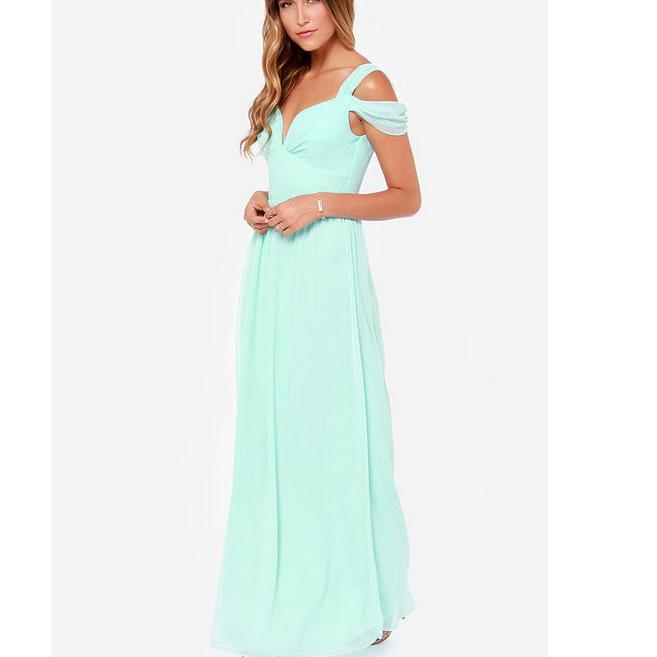 07f6fd123610 Red Carpet Off The Shoulder Long Maxi Evening Dress · Fashion Struck ...