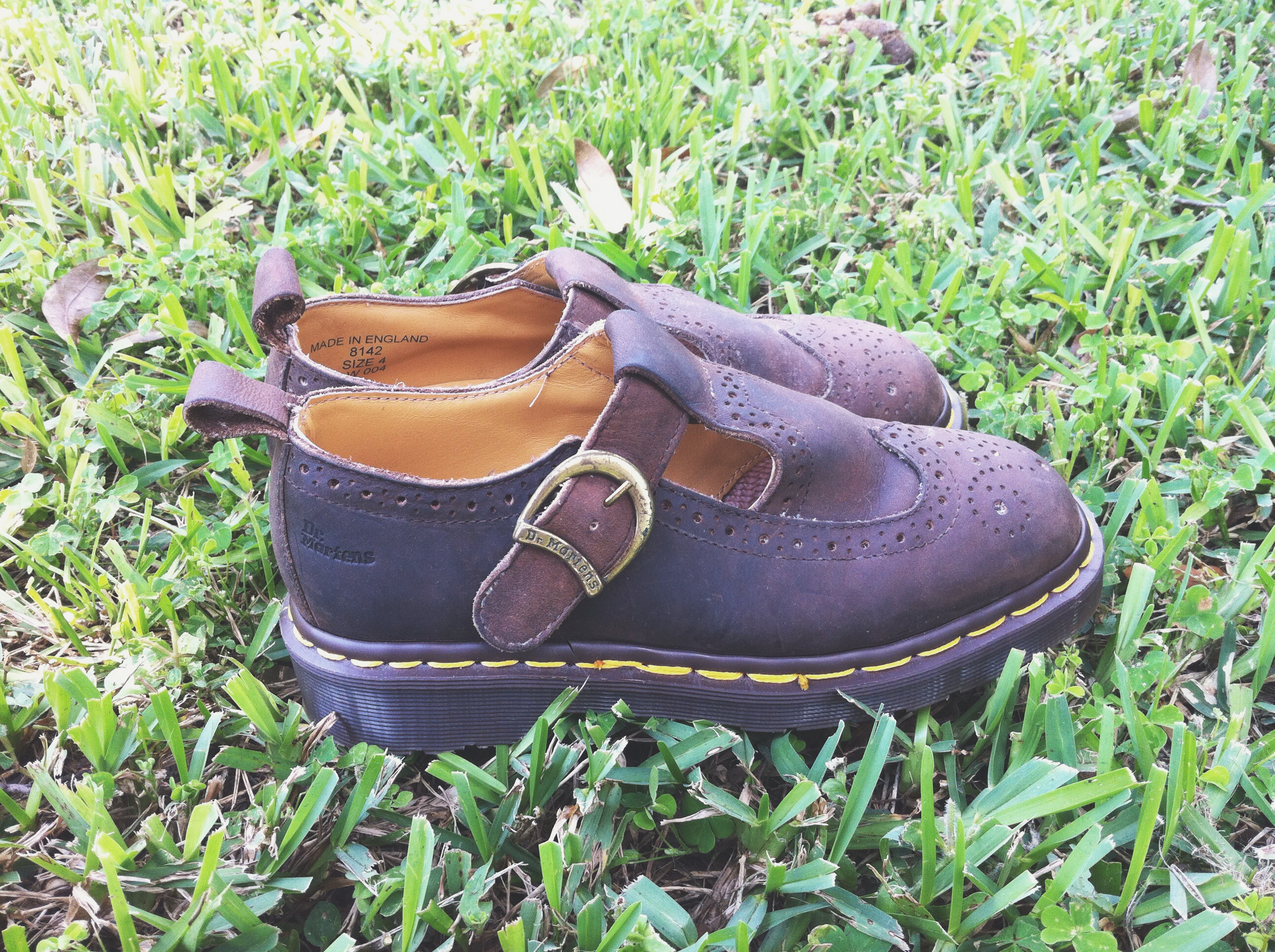 Vintage Doc Martens Mary Jane style