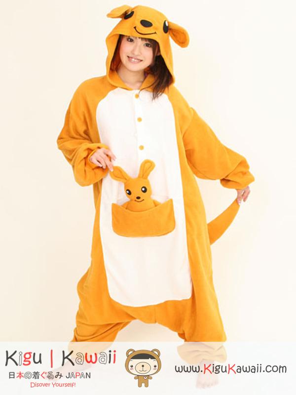 84f31d2776f9  Free Ship  Kangaroo Adult Animal Kigurumi Onesie · Kigu Kawaii Shop ·  Online Store Powered by Storenvy
