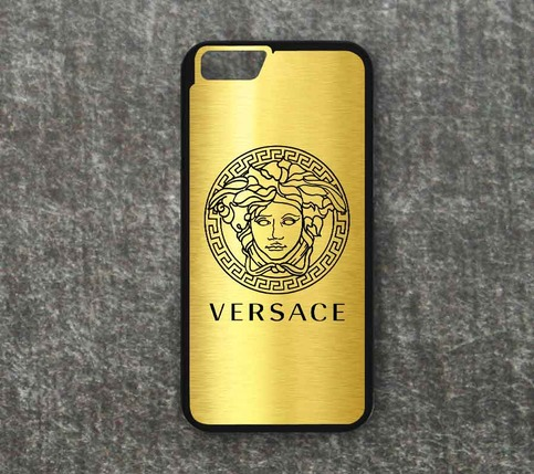 Versace Logo Gold Case Iphone Case Iphone 6 6
