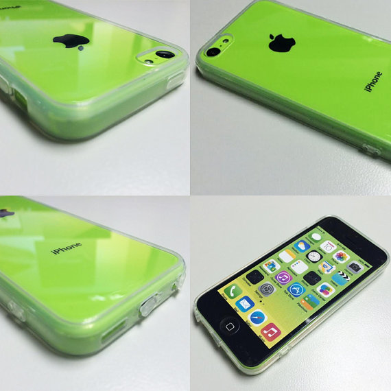 Transparent clear case for iPhone 6, iPhone 6 Plus, iPhone ...