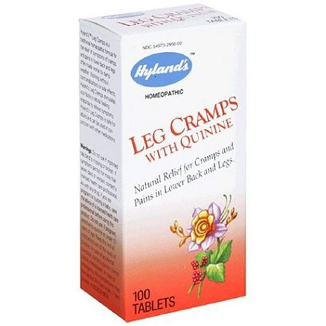 Hylands Medicine - Leg Cramps with Quinine from The BirthPlace