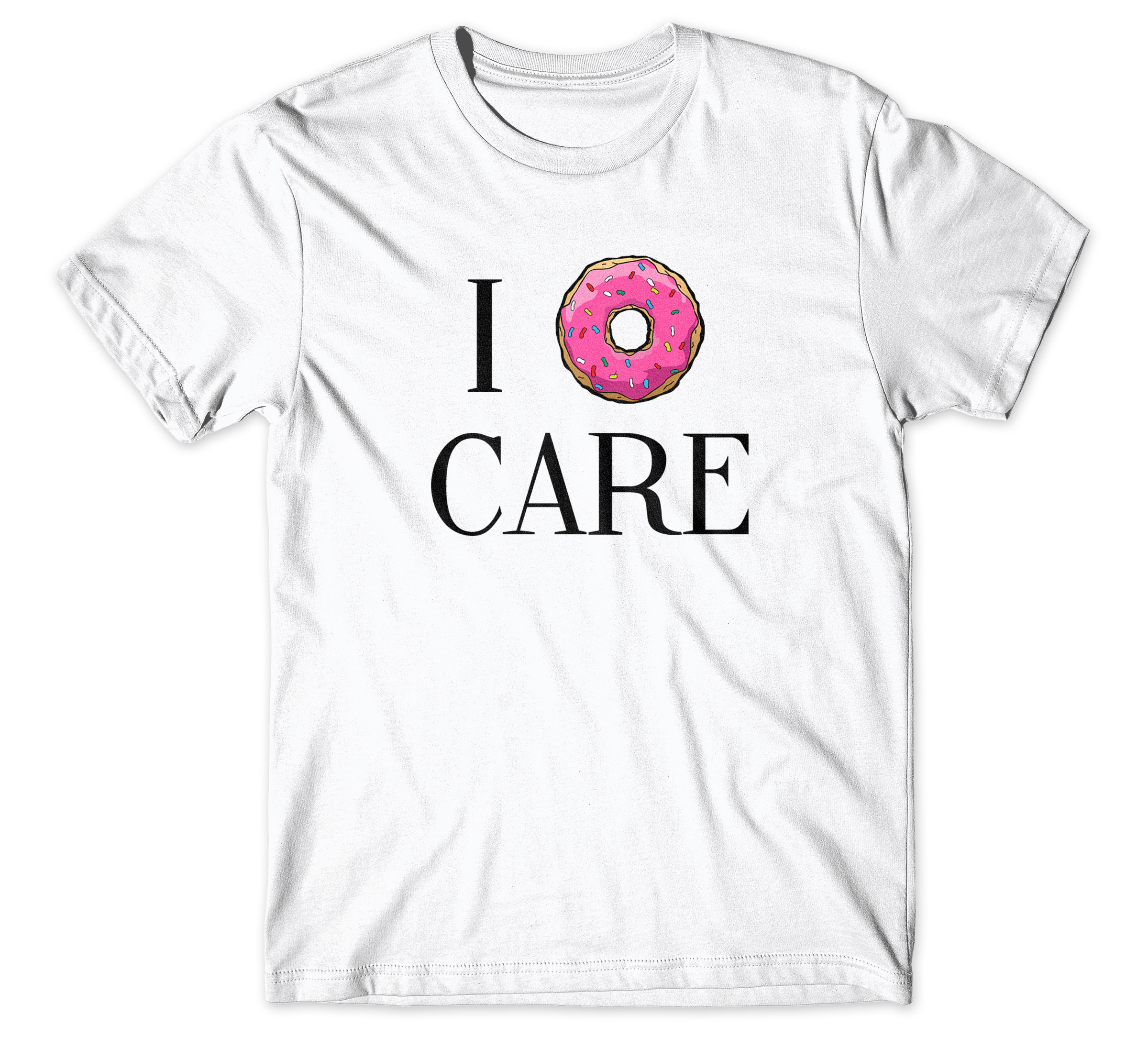 1892a8a60 I Donut Care T Shirt · CheriTrendy · Online Store Powered by Storenvy