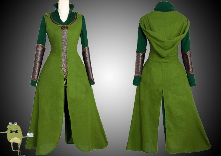 The hobbit tauriel elf costume cosplay buy original & The Hobbit Elf Tauriel Costume Cosplay Buy on Storenvy