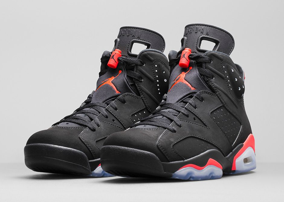 b794a7c9e99739 Nike Jordan VI Black Infrared (size 11) on Storenvy