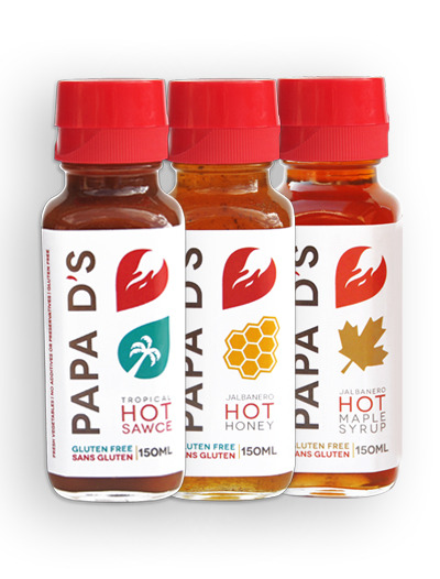Spicy 3some - 3Pack