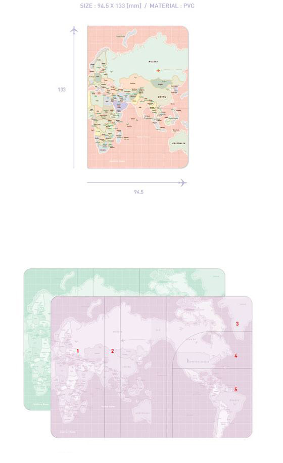 Sweet journey travel world map passport cover case credit card il fullxfull693204222 6s9x small gumiabroncs Image collections