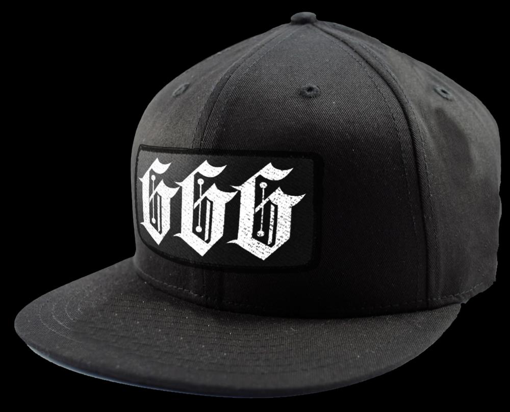 BlackCraft Cult 666 - Snapback Hat on Storenvy d274db7ad8b