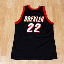 1b246203d Clyde Drexler Blazers Jersey ...
