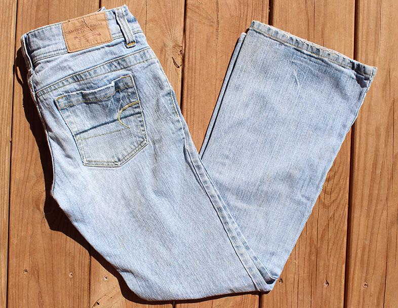 American Eagle Jean - Size 0S sold by Victoria's Closet