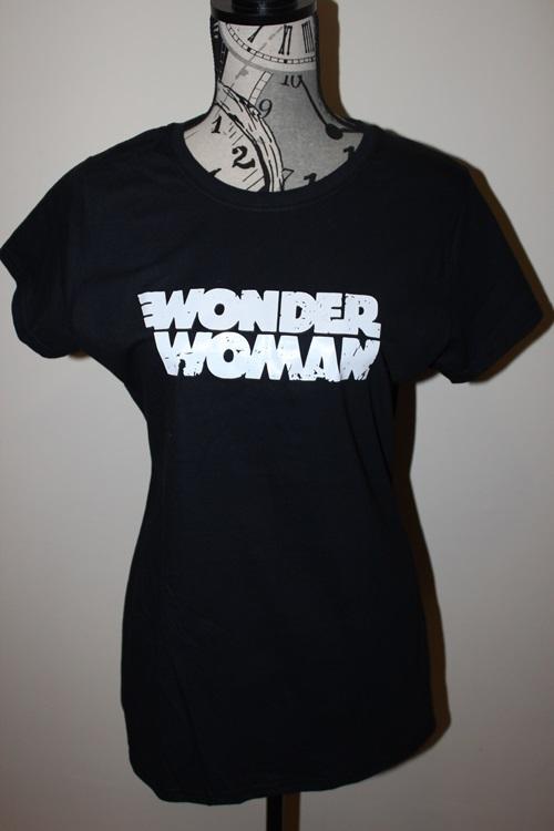 e1ced3e5dc64 Wonder Woman Graphic T-Shirt (Black) · Girls Love Stuff · Online ...