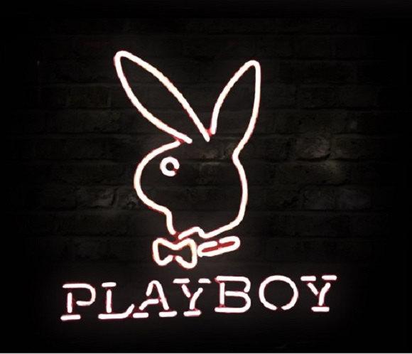 Brand New Playboy Rabbit Logo Beer Bar Neon Light Sign 17