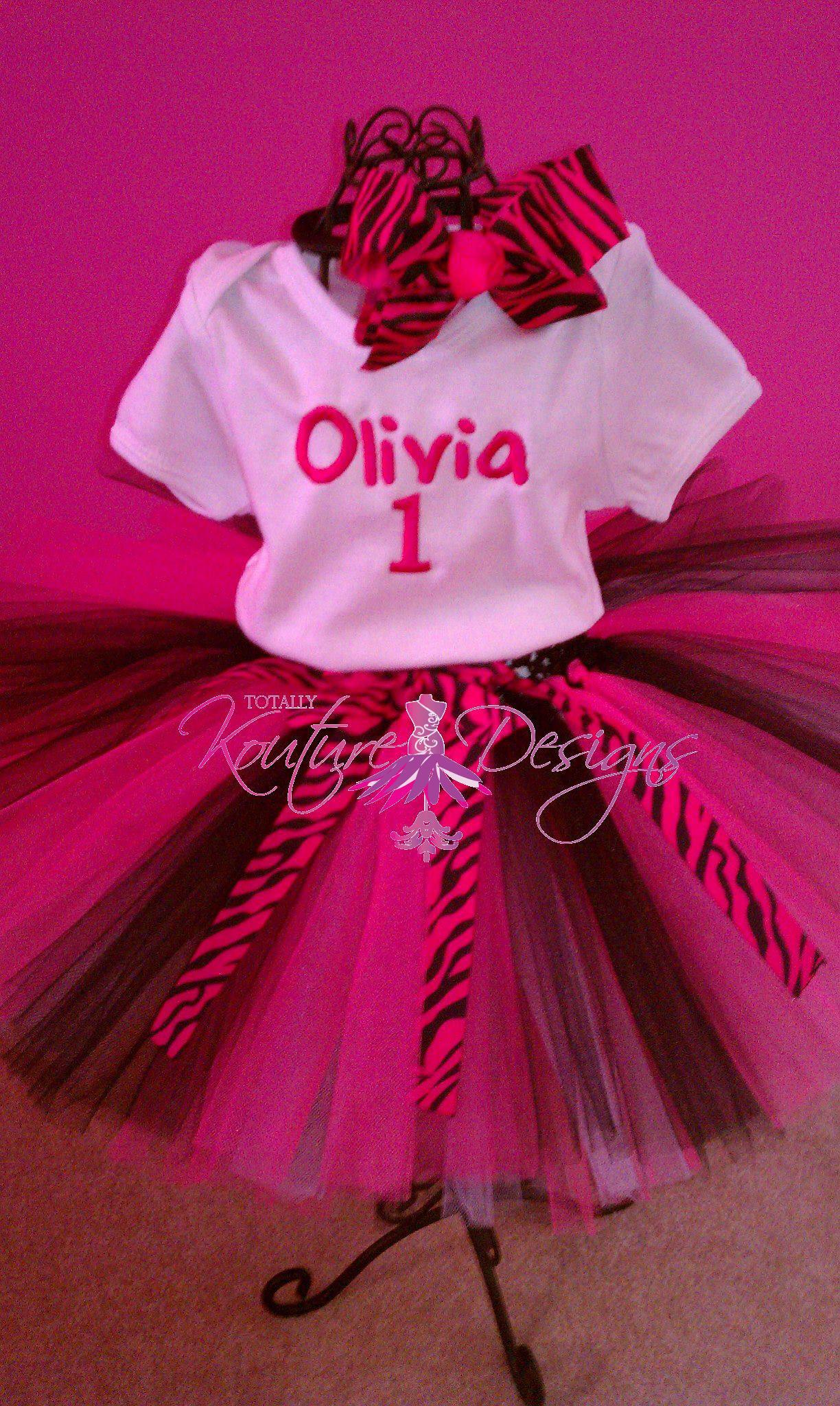 ea409b46d Birthday Girl Tutu Outfit on Storenvy