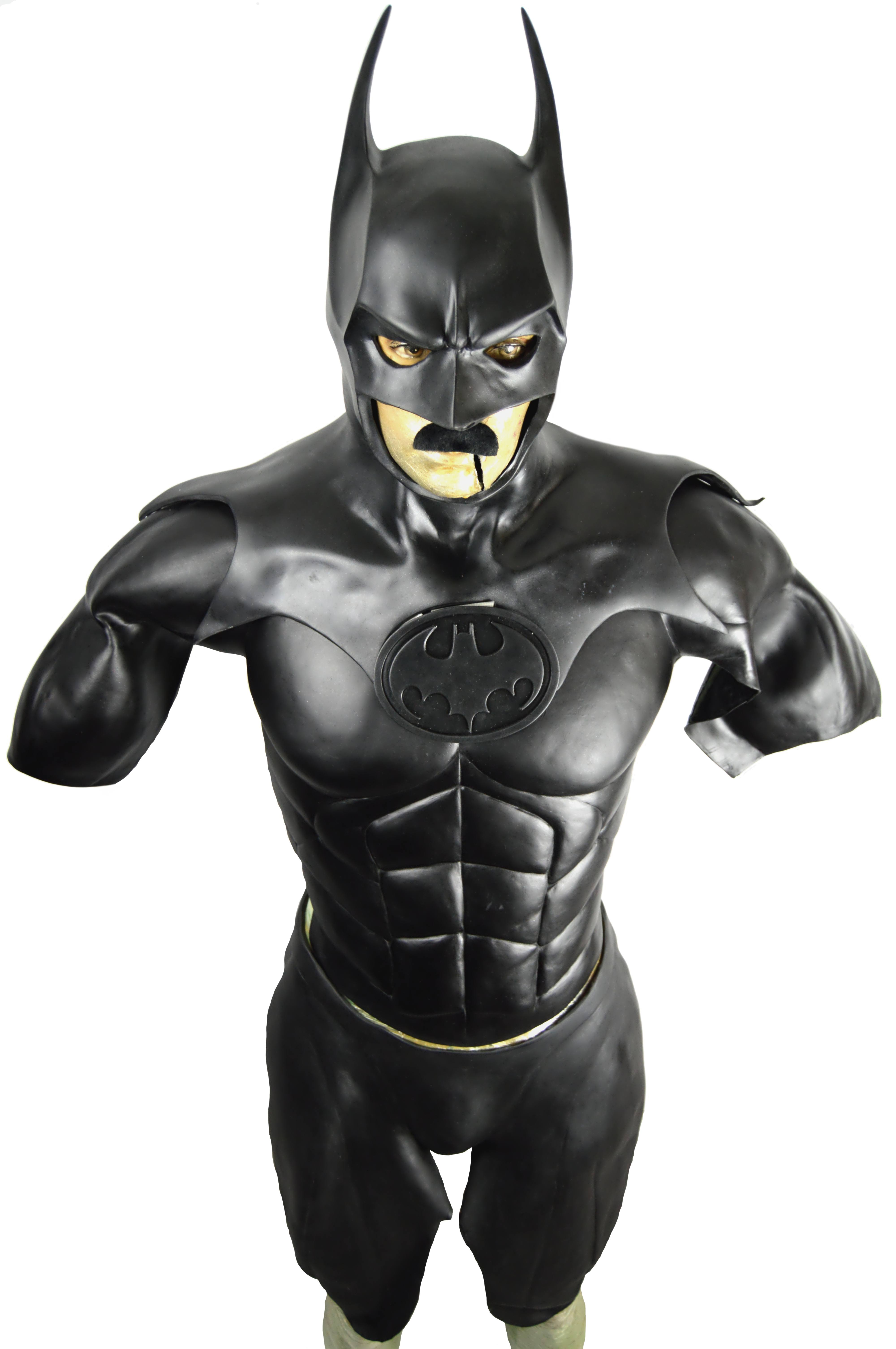 1989 Michael Keaton Style Tim Burton Batman Chest Armor