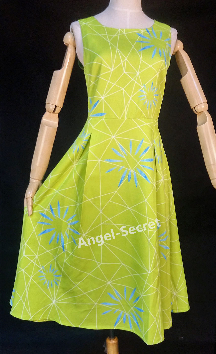 P168 Women Inside Out Cosplay Joy Costume Dress Adult Angel Secret Online Store Powered By Storenvy
