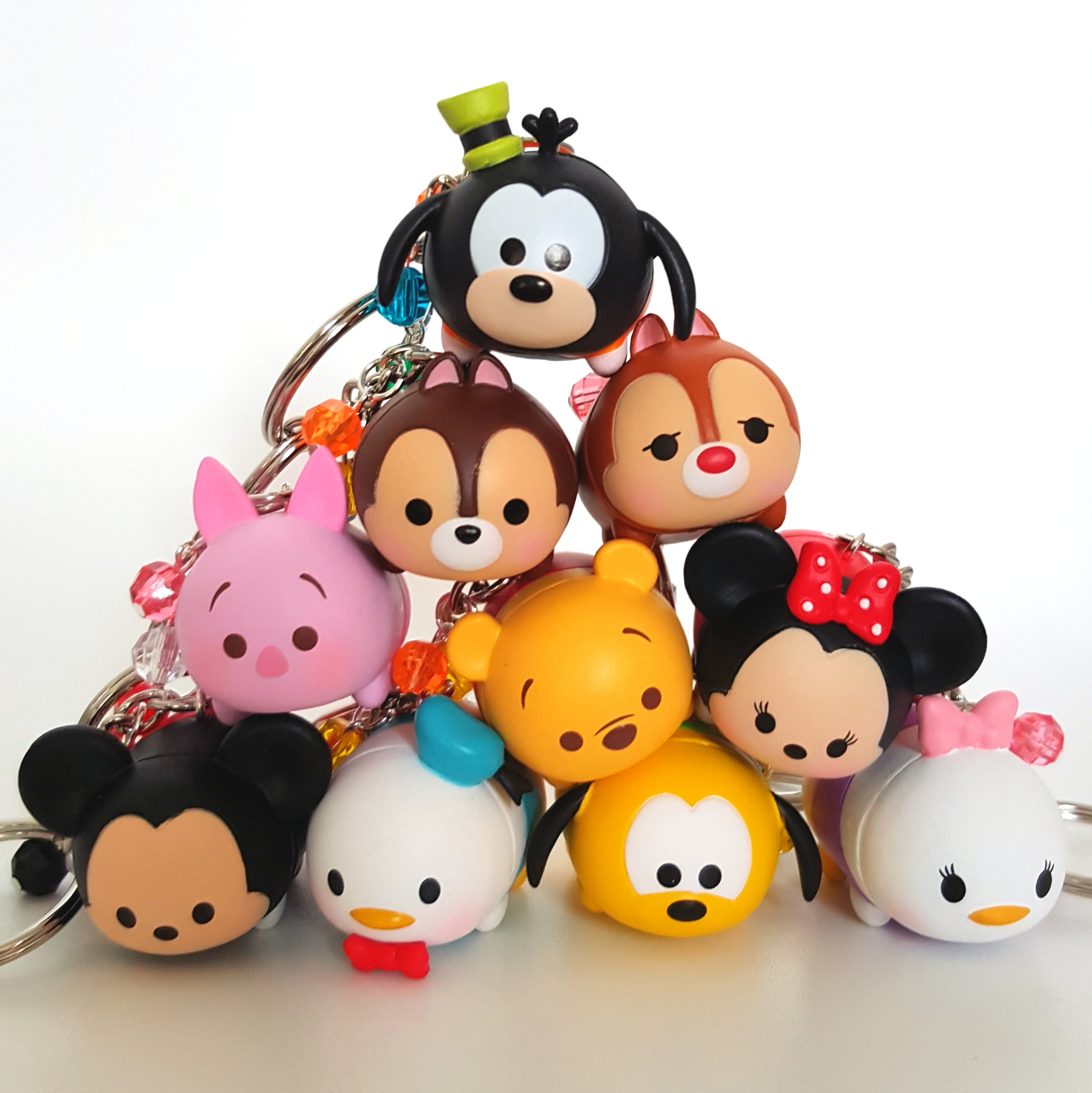 Kawaii Cute Miniature Tsum Tsum Keychains On Storenvy