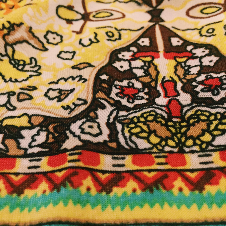 19e6f6eb190 Multi- Patterned Sundress - Size X Large · a little black lamb ...