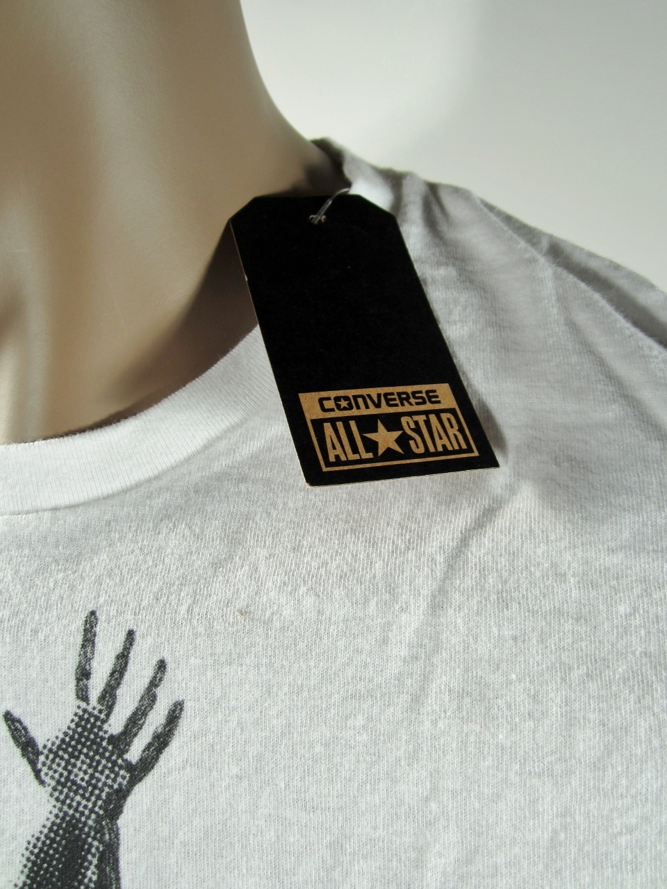 9cc736247414 La Muerte Skeleton Converse T-Shirt M NWT · DFRNSH8 · Online Store Powered  by Storenvy