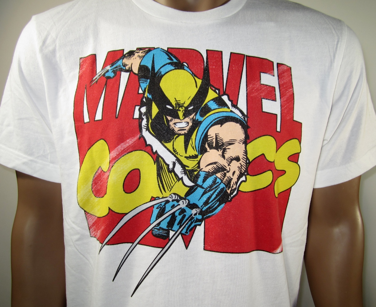Marvel Comics Wolverine Old Navy T Shirt Xl Nwt Dfrnsh8 Online
