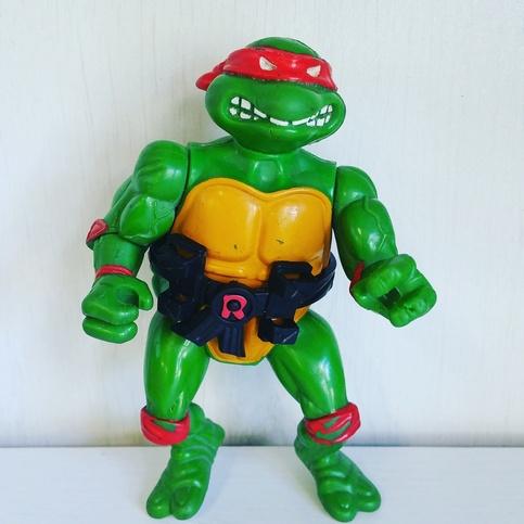Vintage Playmates 1988 Teenage Mutant Ninja Turtles