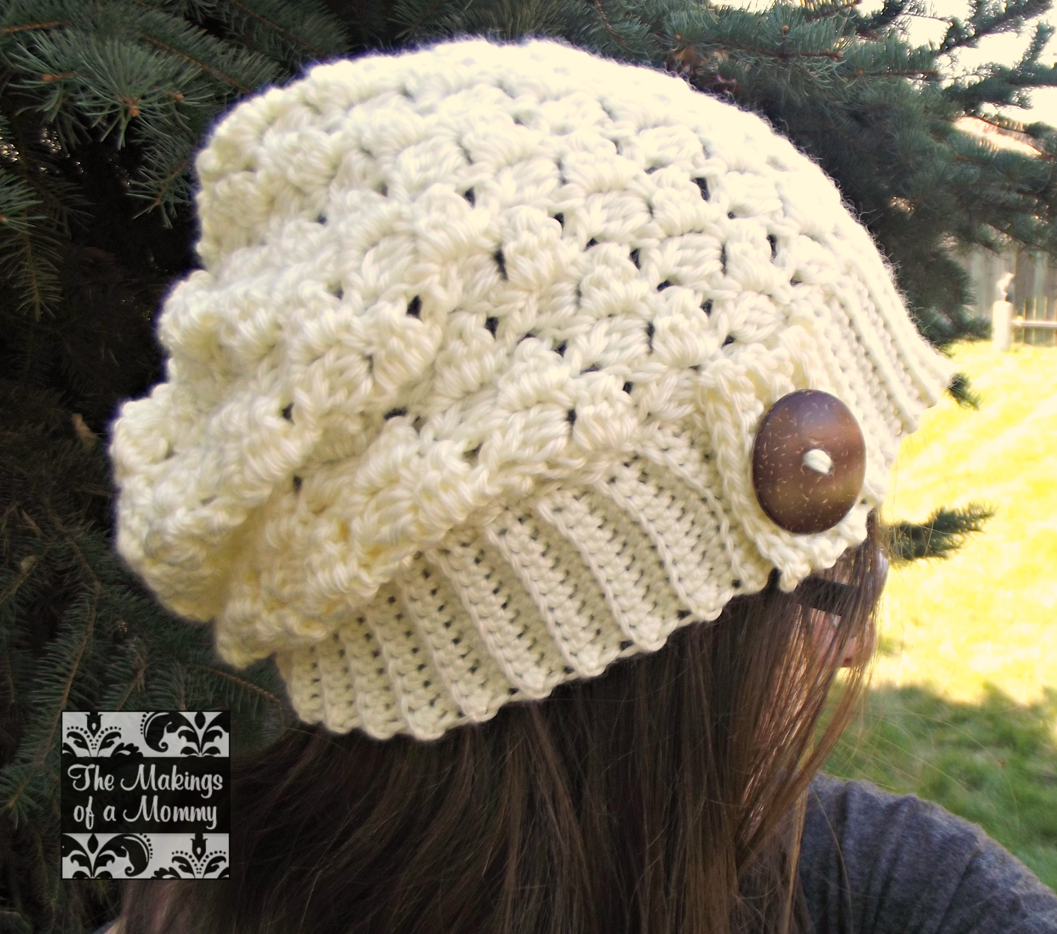 3e74d1e392e Key Tab Slouchy Hat (Made to Order) on Storenvy